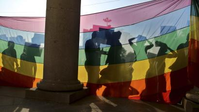 Indians, Pakistanis most likely to back anti-gay honour