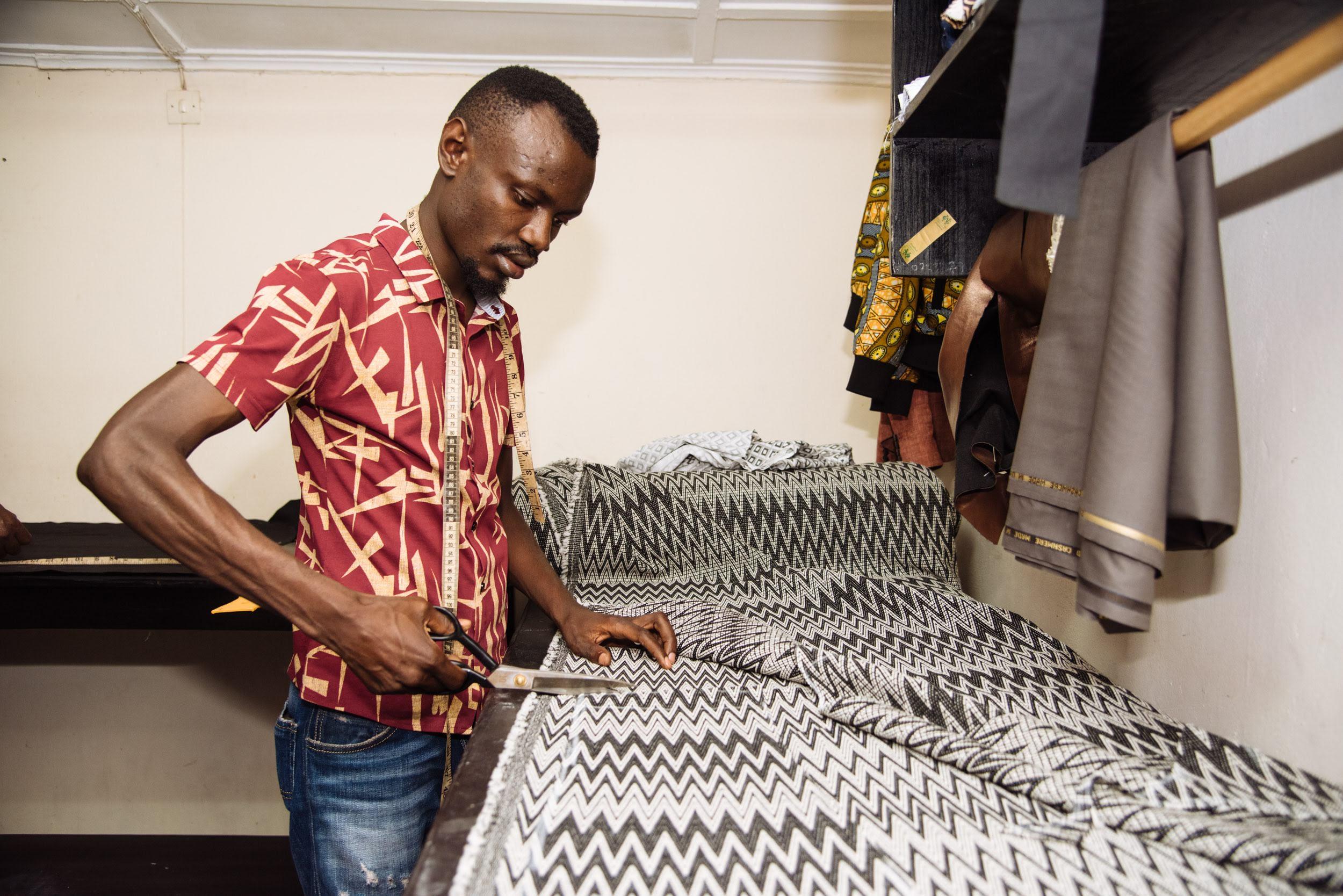 good fabric rwanda