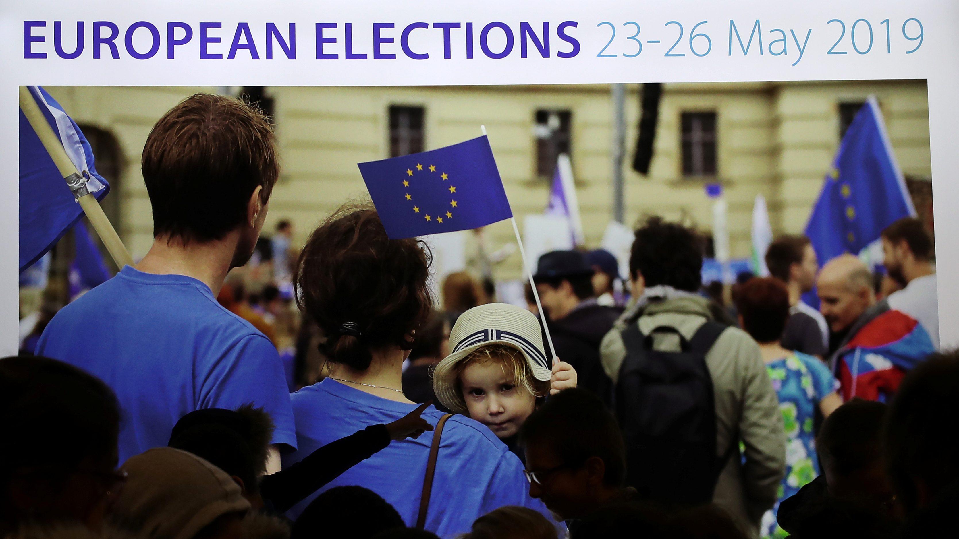 Bollocks To Brexit The 2019 Eu Election In Five Posters Quartz