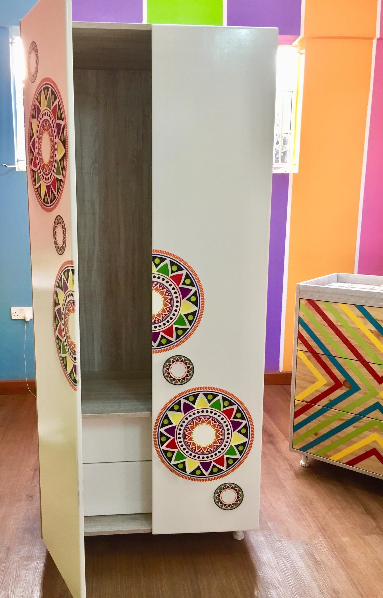 Kenya furniture maker FunKidz