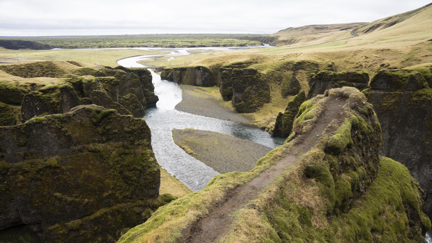 An Icelandic canyon shut down after a Justin Bieber-inspired tourist surge