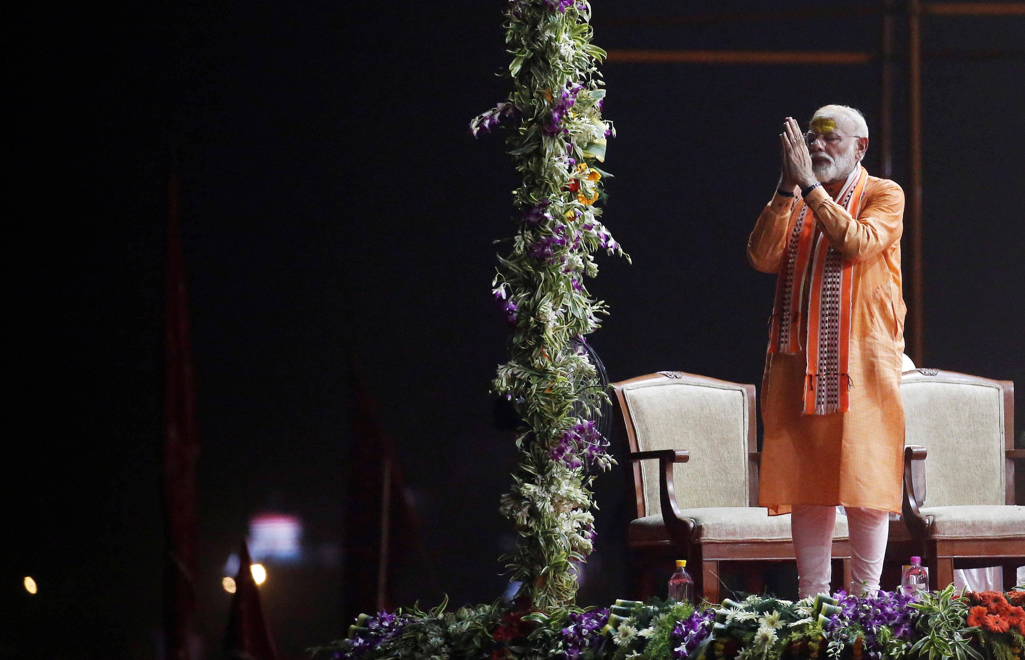 India-Election-Modi-Returns