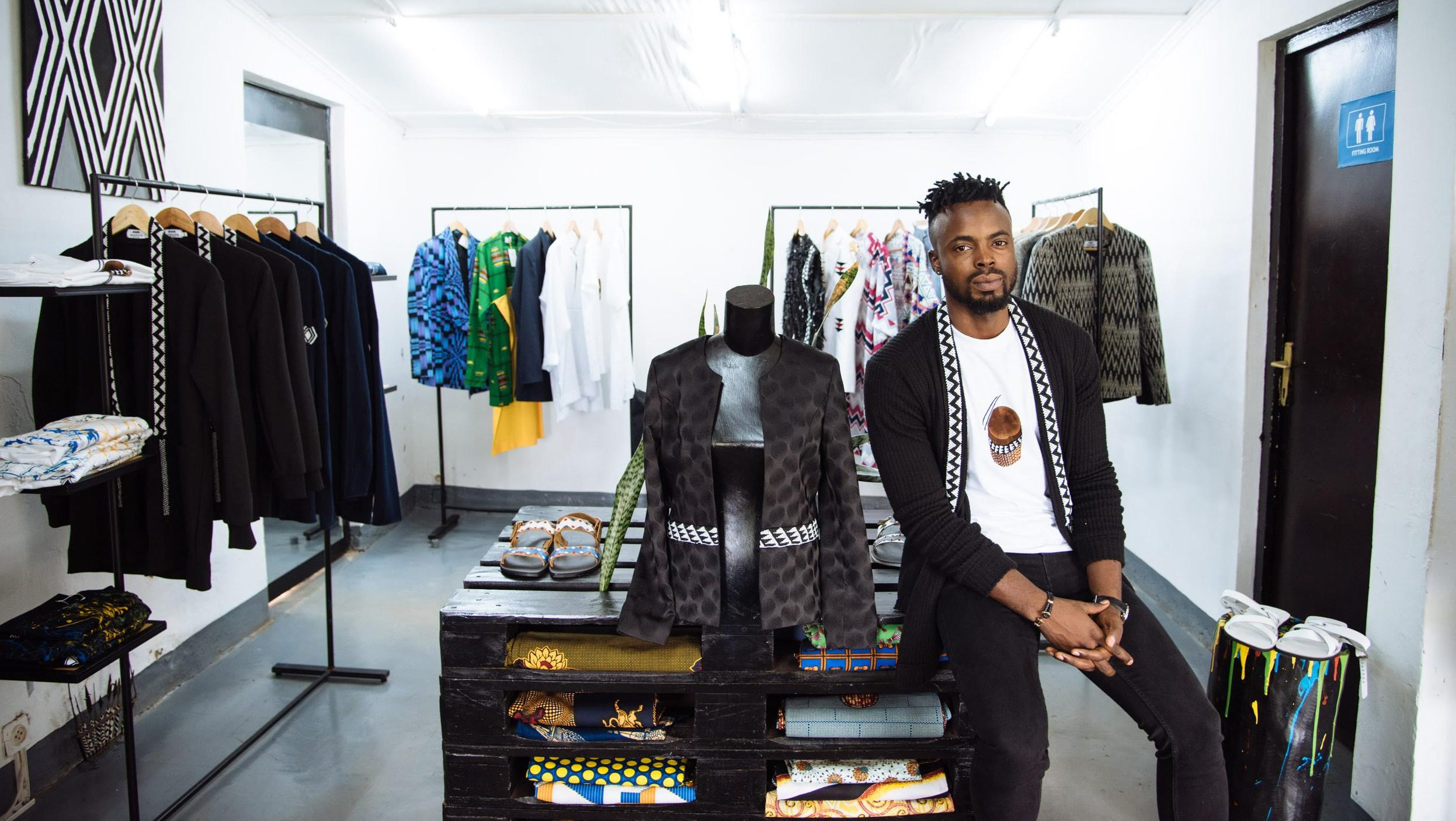 """The """"Made in Rwanda"""" policy is boosting Kigali's fashion sector"""