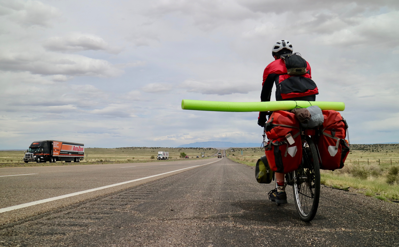Bicycle Cycle Bike Riding Mirror Helmet Mount Rear View Eyewear Protect Safety