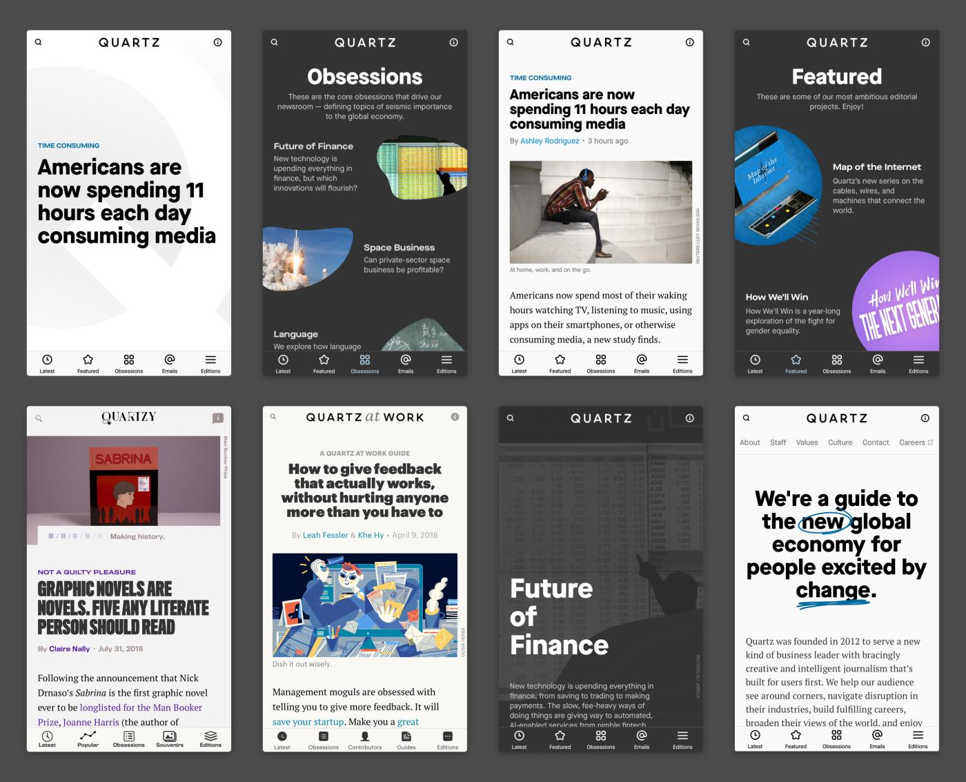 Quartz announces metered paywall — Quartz