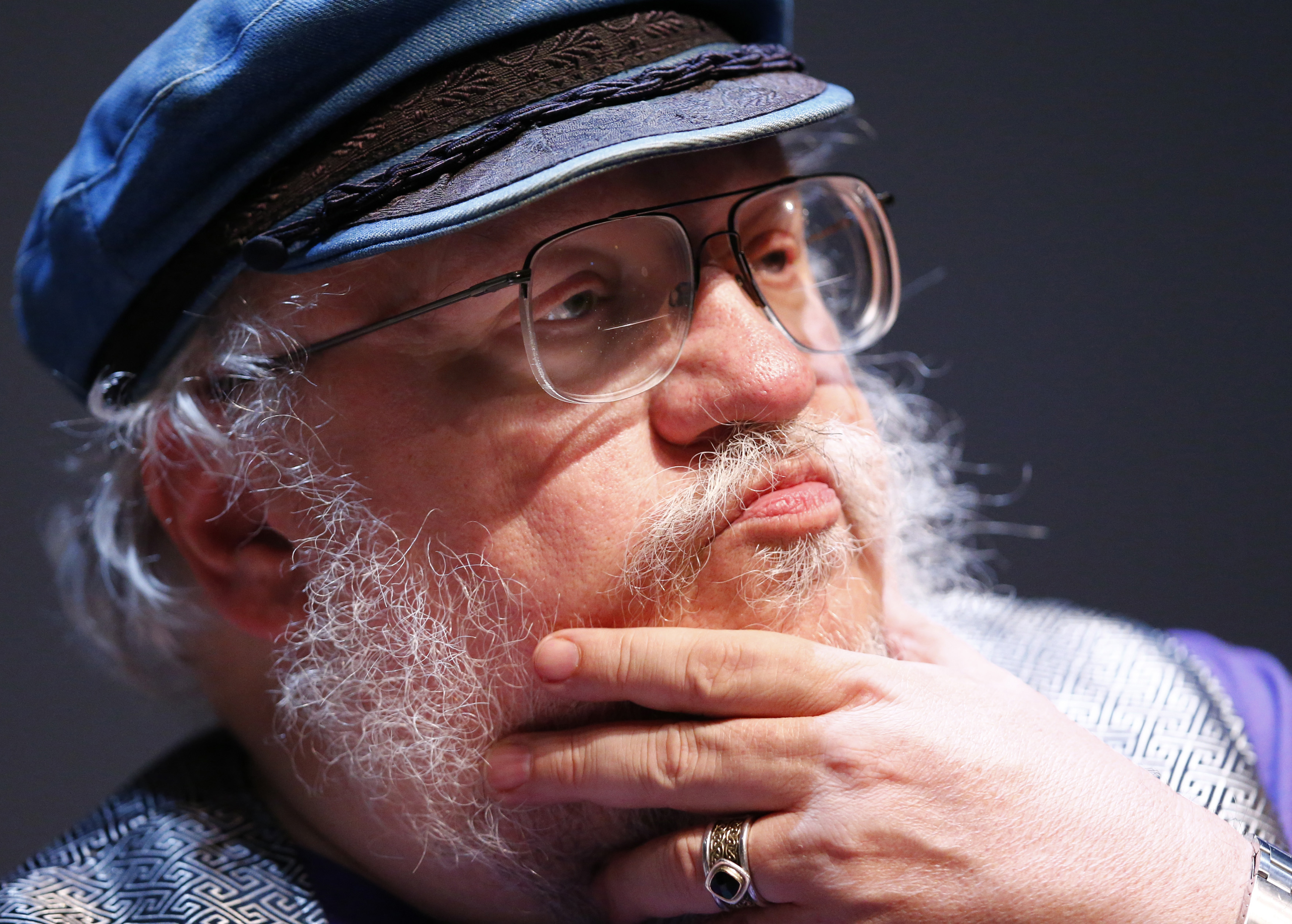 """""""Game of Thrones"""" author George R.R. Martin helped fund Meow Wolf"""