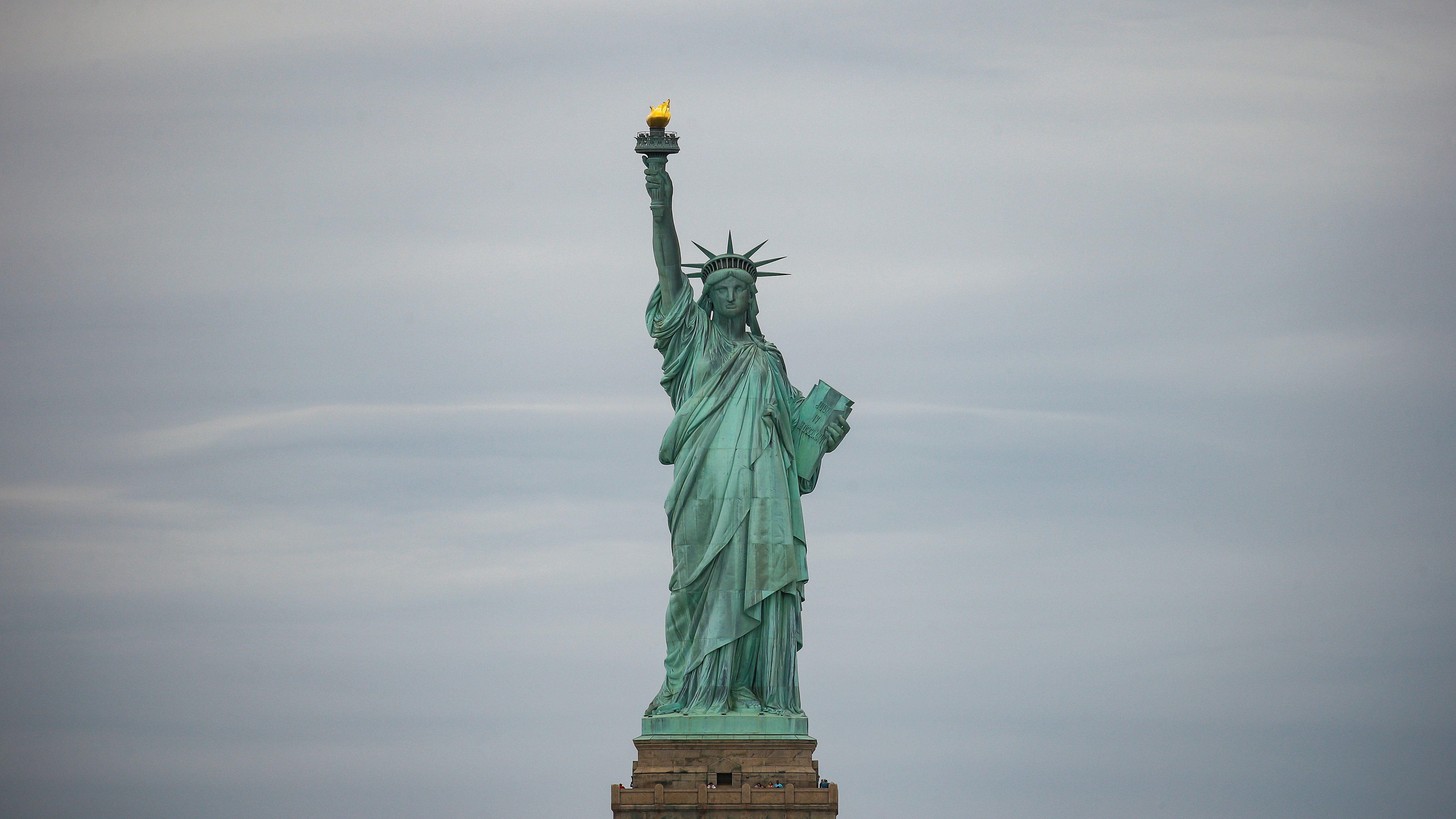 New Statue Of Liberty Museum Shows Historical Link To
