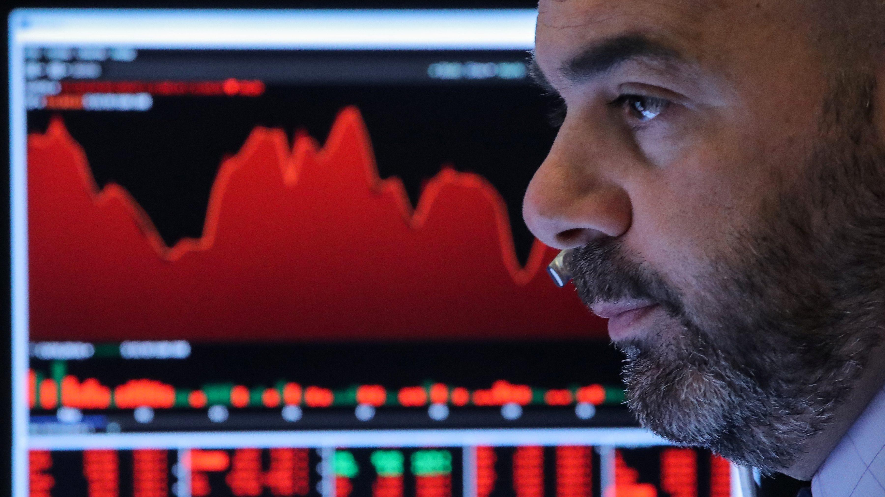 stock market trade war