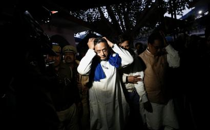 India-Election-Thiruvananthapuram-Shashi Tharoor