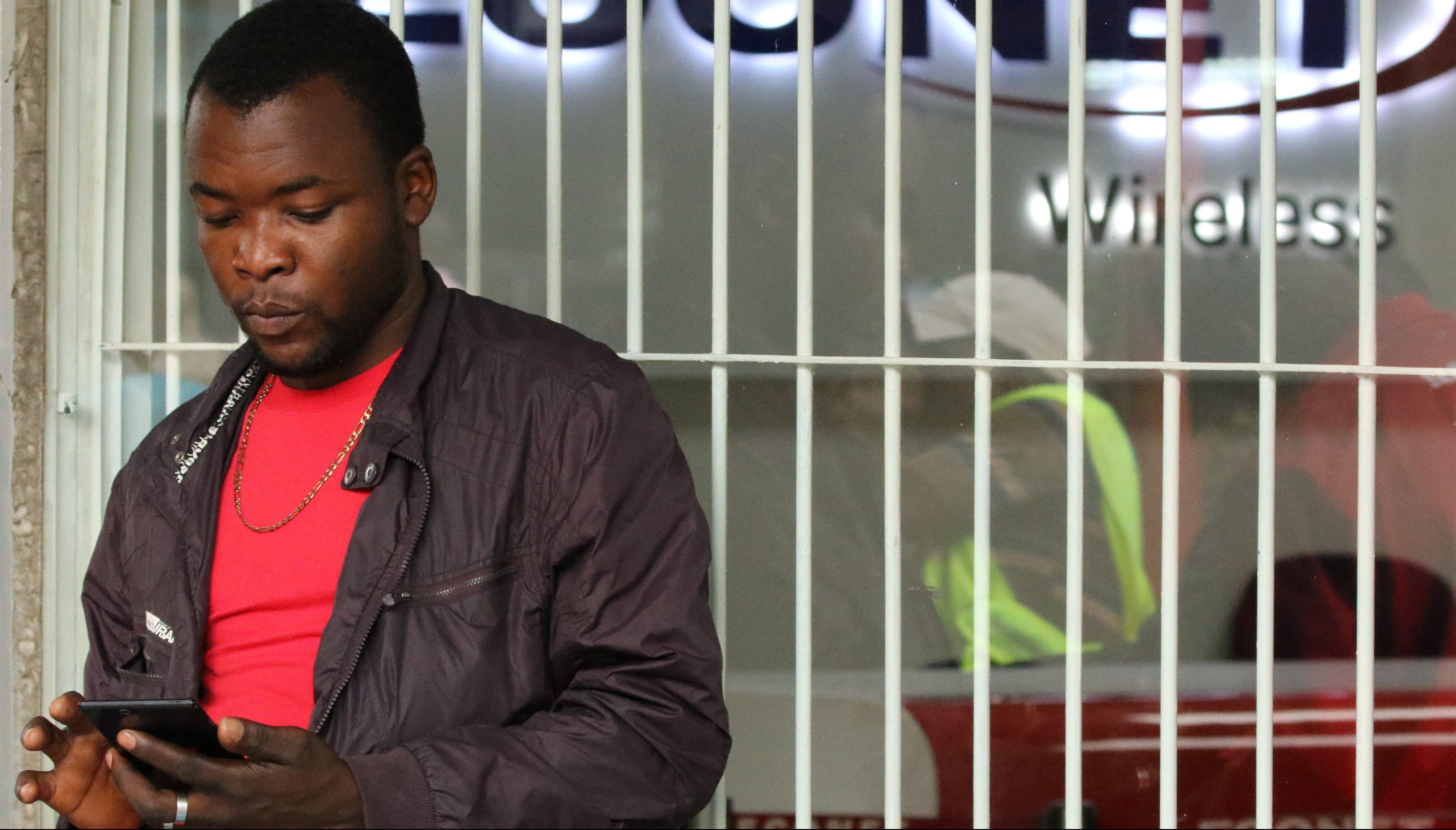 Zimbabwe's Econet hike fees to match RTGs dollar devaluation