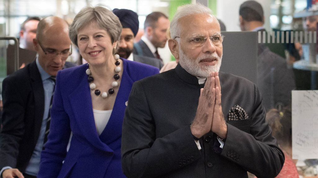 How the UK is welcoming Indian talent shunned by the US