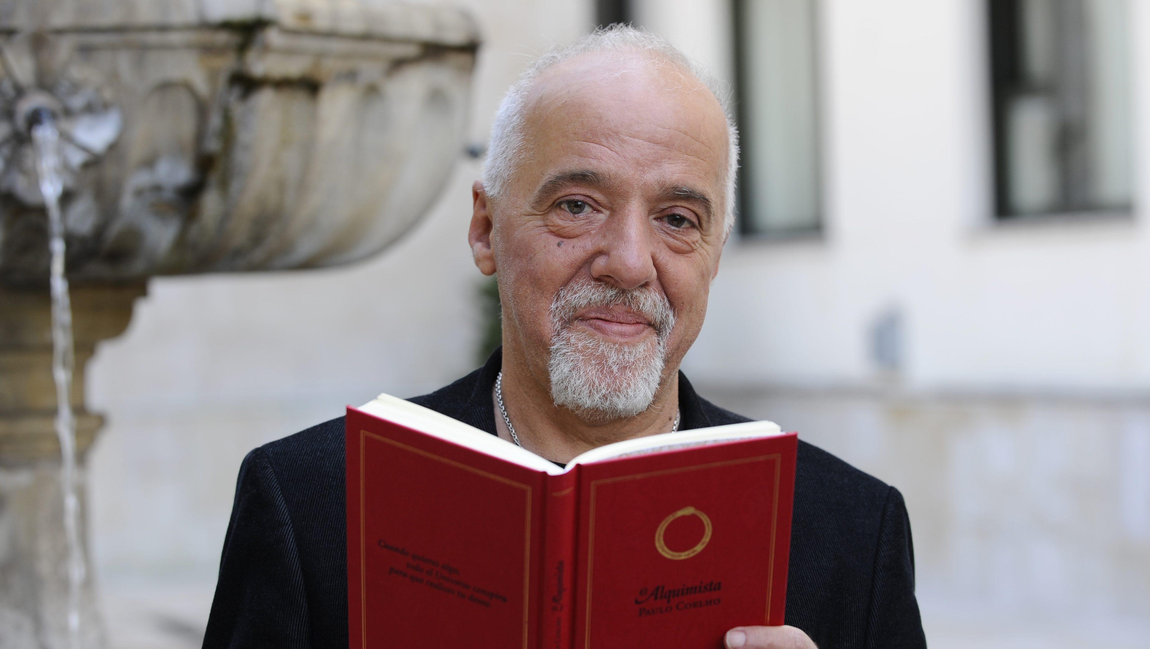 The Alchemist's Paulo Coelho to give free books to Africa schools — Quartz  Africa