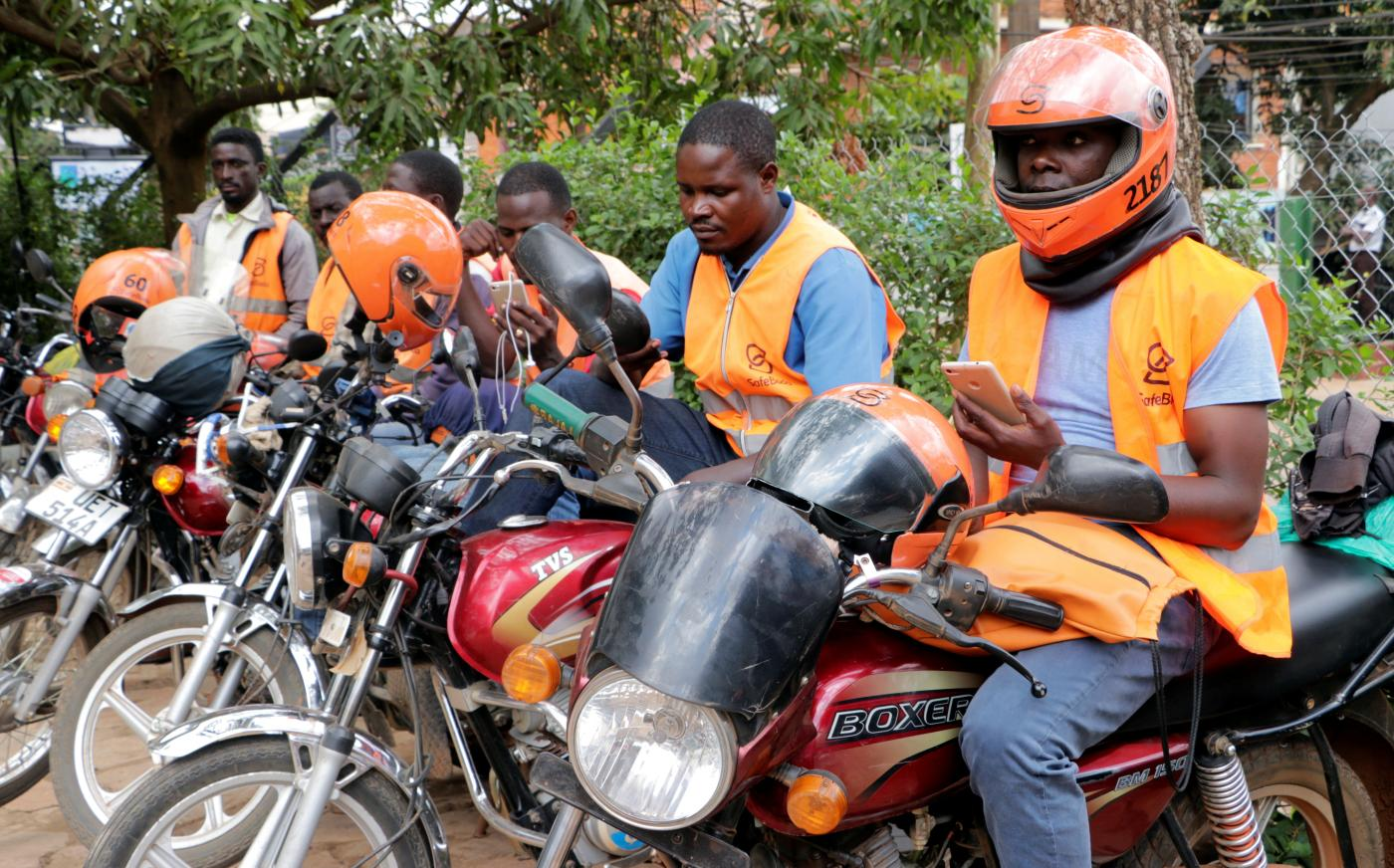Lagos motorcycle startups Gokada, Max, SafeBoda fight for market - Quartz