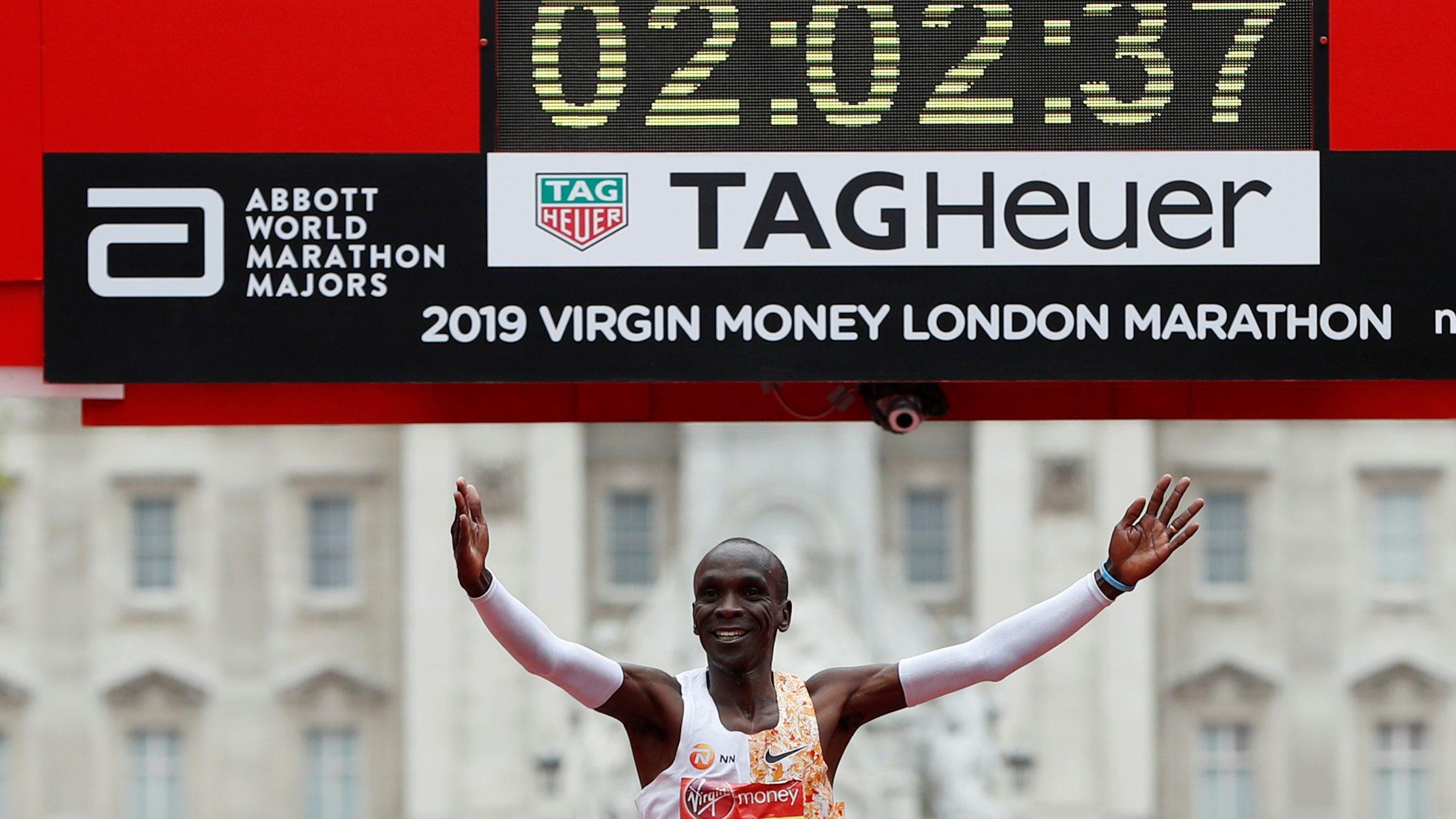 Why kenyans keep winning marathons, long distance races