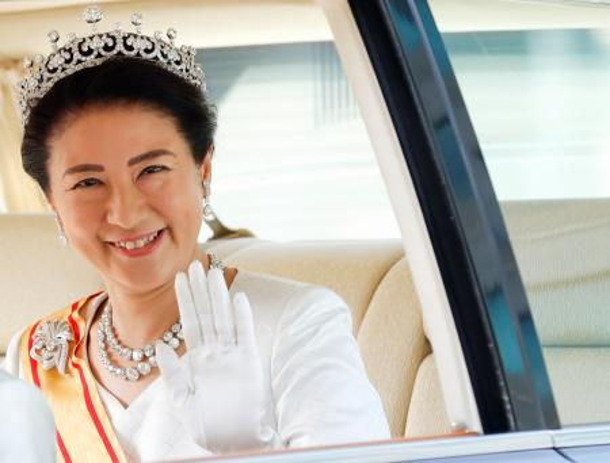 Japan's new Empress Masako