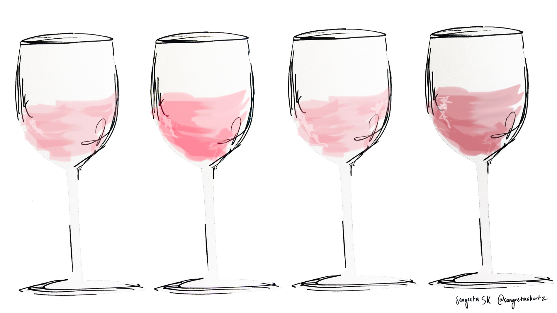 The complete summer guide to rosé wine