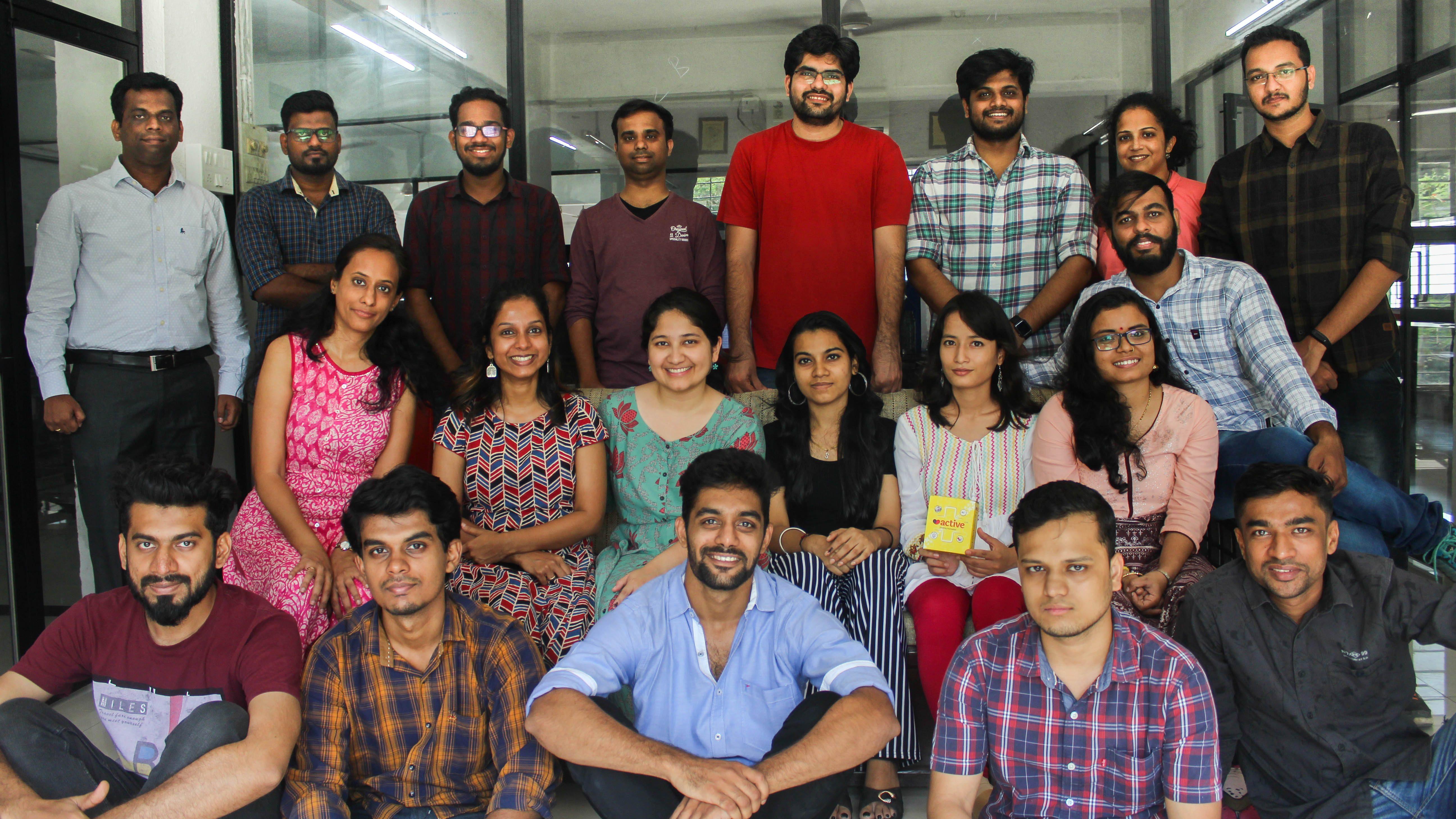 Saral Design's team