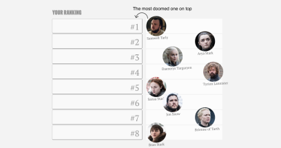 Quartz death poll: Who is the next character to die in Game of Thrones