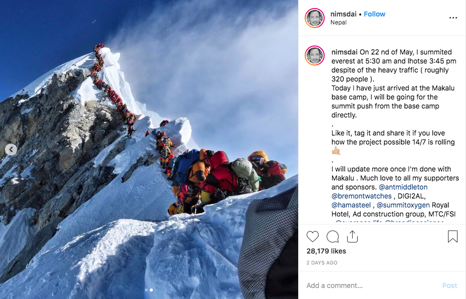 Mount Everest — Quartz Obsession — Quartz