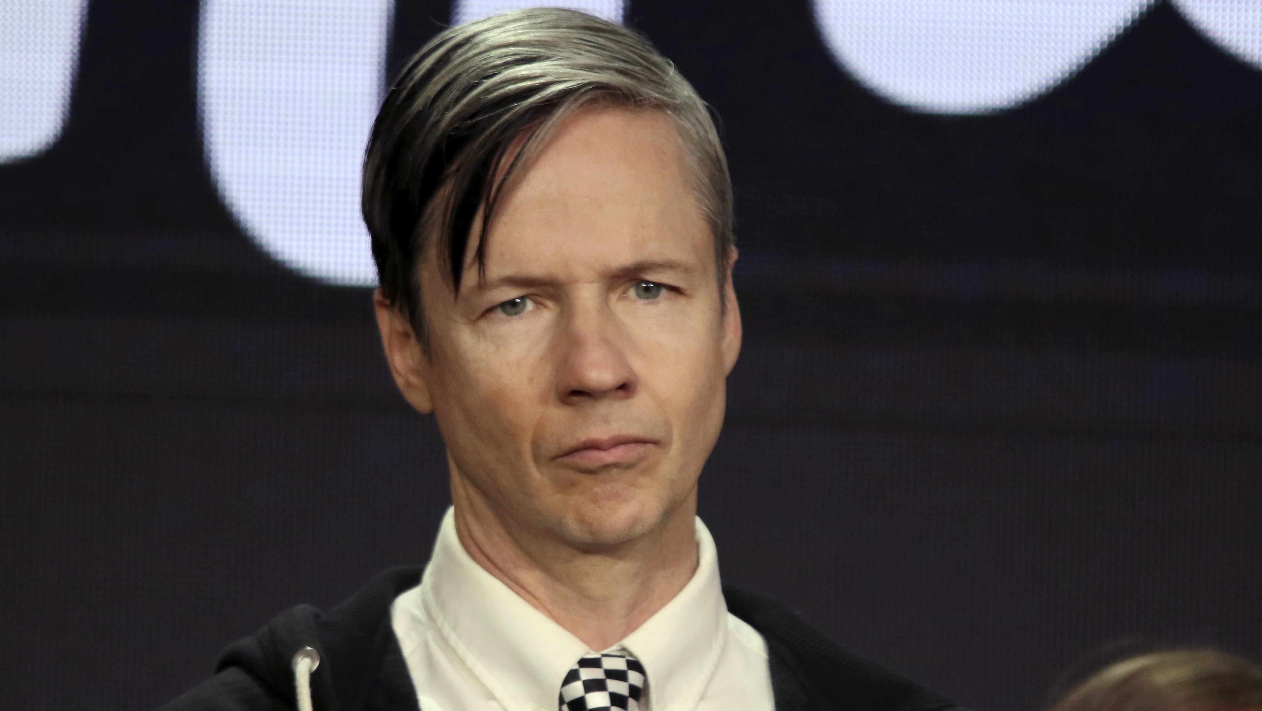 "John Cameron Mitchell participates in the ""Shrill"" panel"