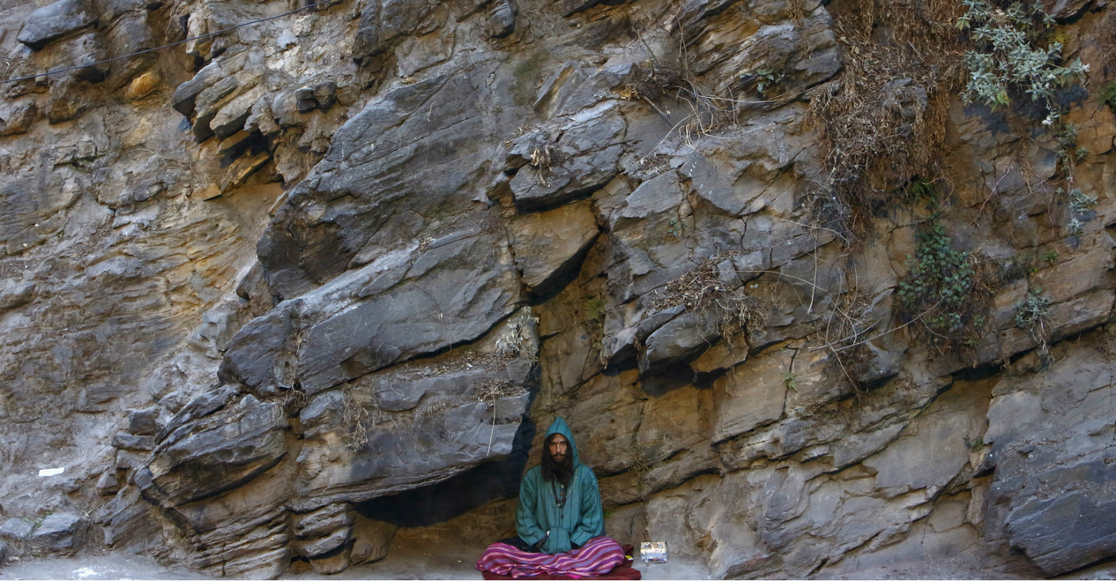 The Buddhist practice of Vipassana saved me from a breakdown