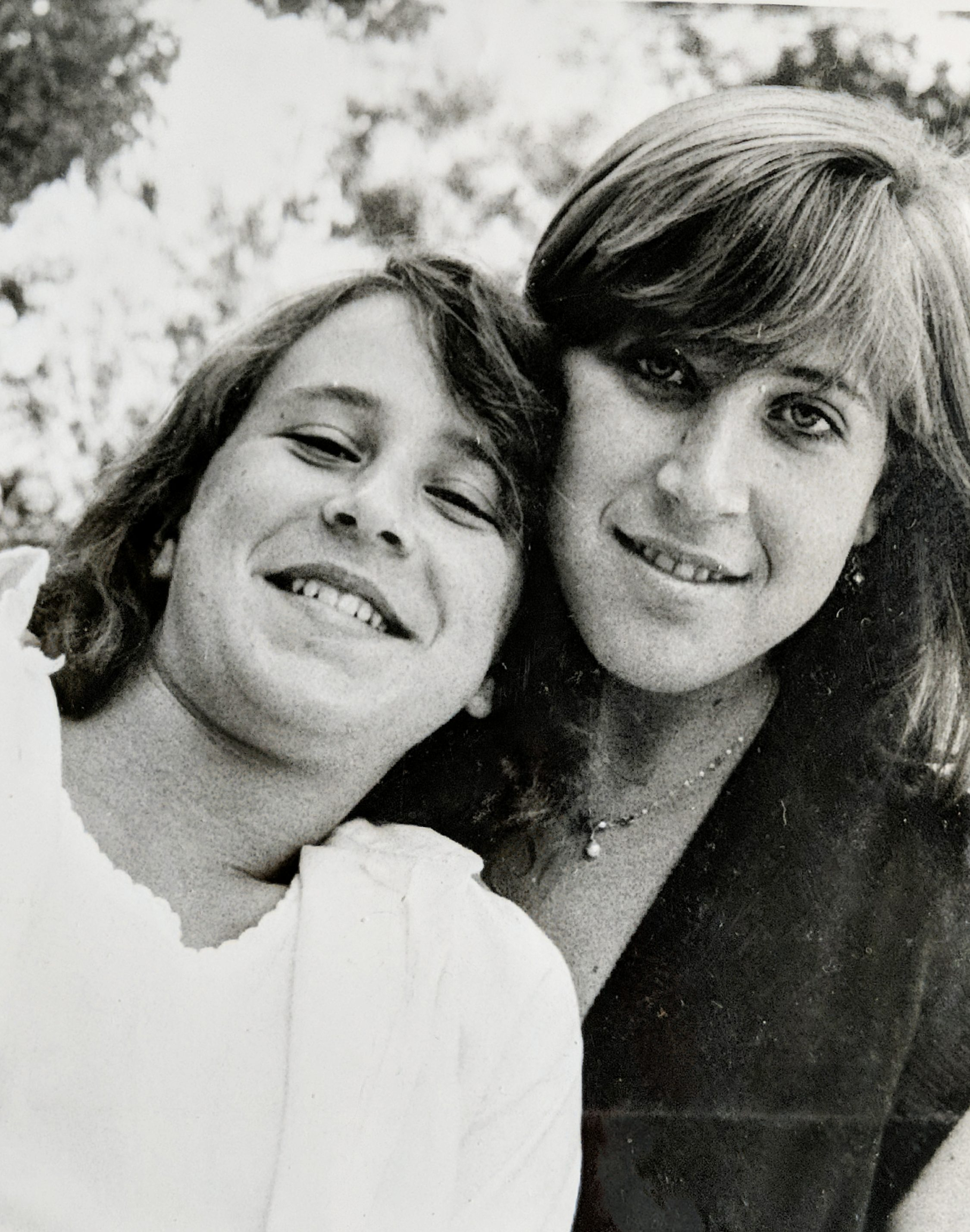 Susan and Anne Wojcicki