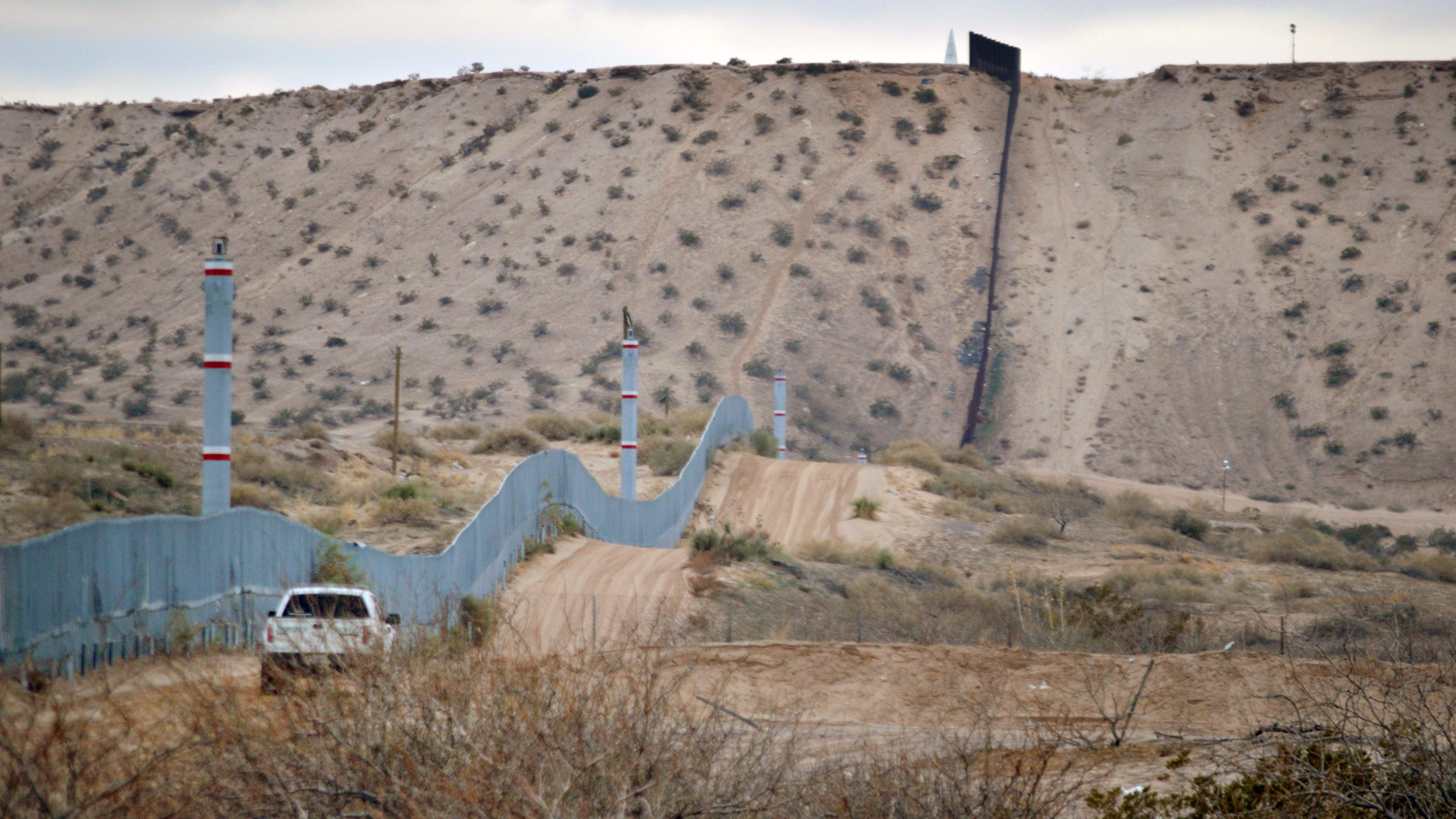 This is how much it costs to cross the US-Mexico border