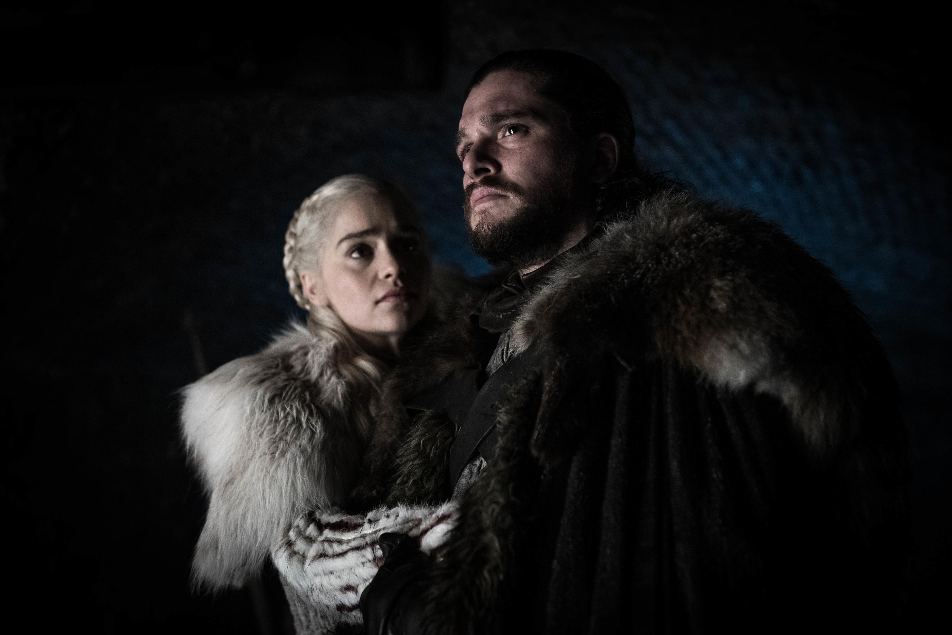 Jon and Dany look towards the future