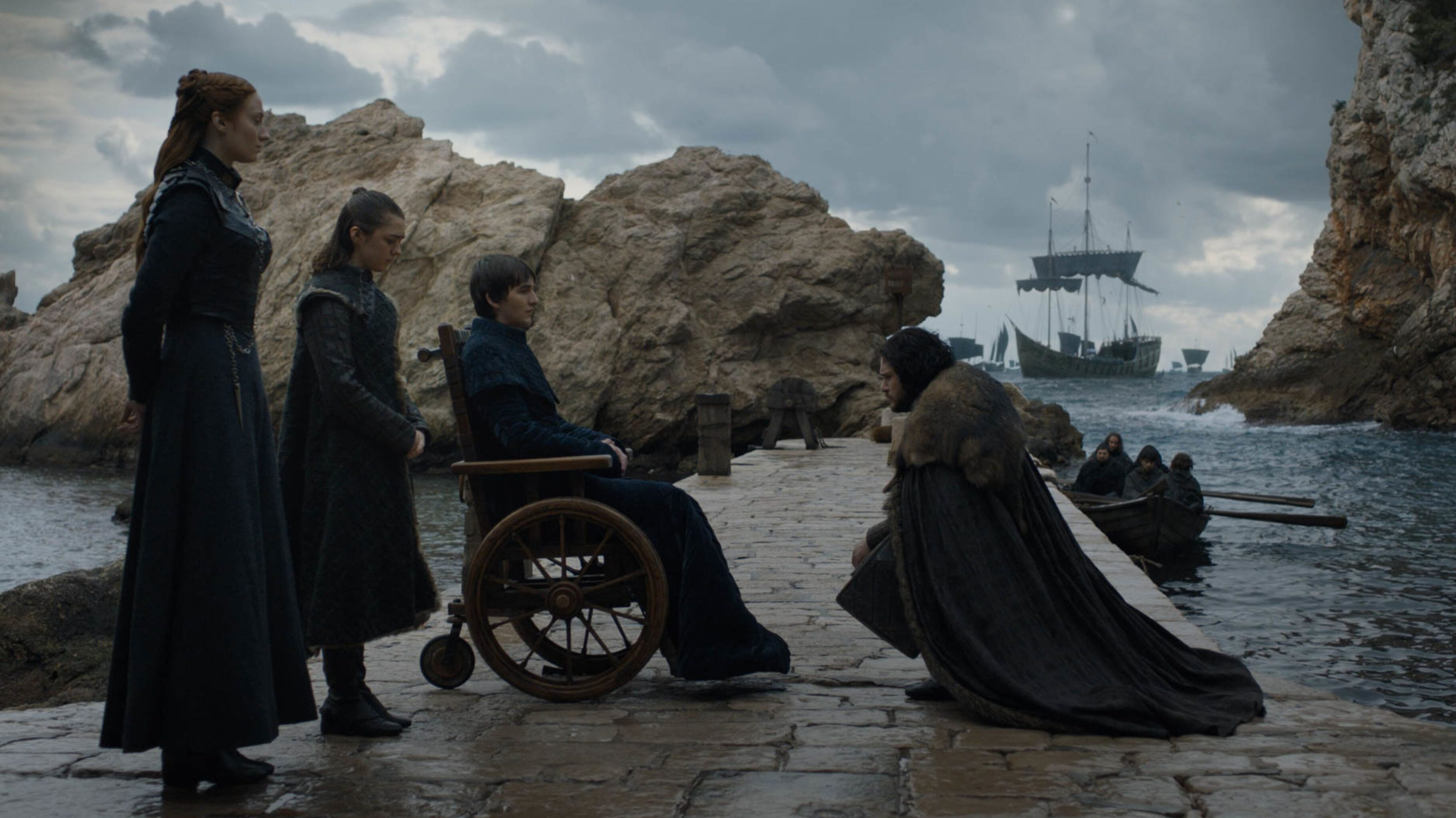 """Game of Thrones"" ends as it began, inferior to ""The Lord of the Rings"""