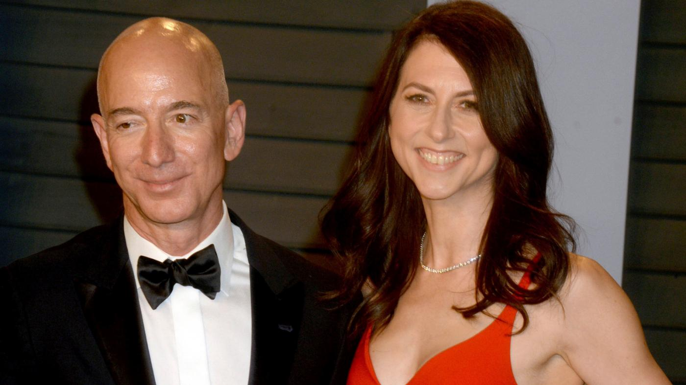 The hidden subtext in MacKenzie Bezos' decision to give away half her money