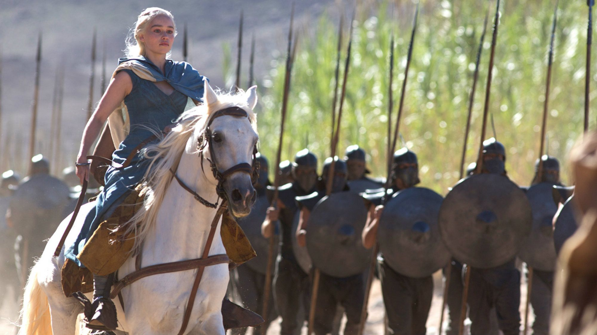 "Netflix and Amazon each think they have the next ""Game of Thrones"""