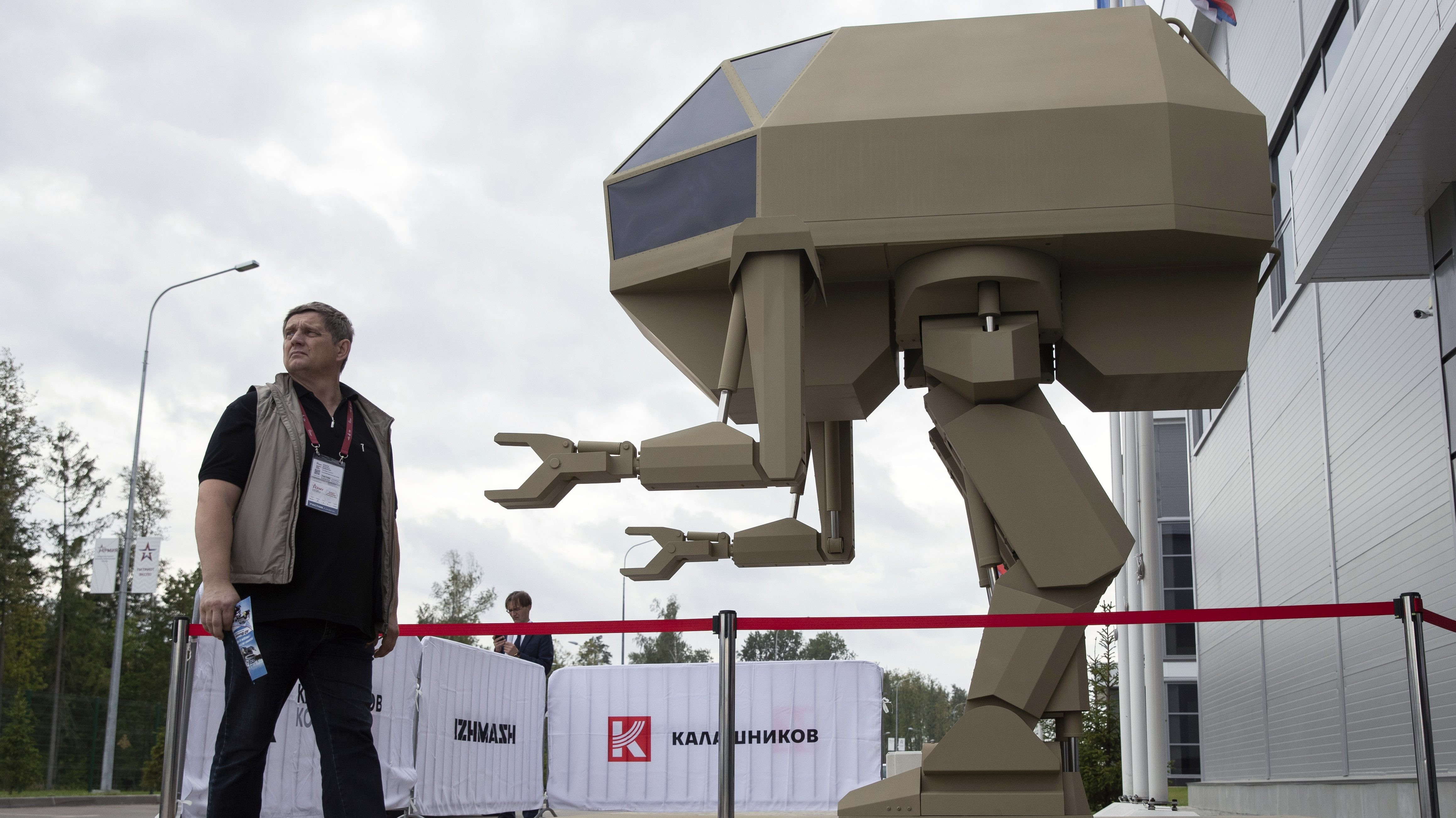 Killer robots must be stopped, says Pax