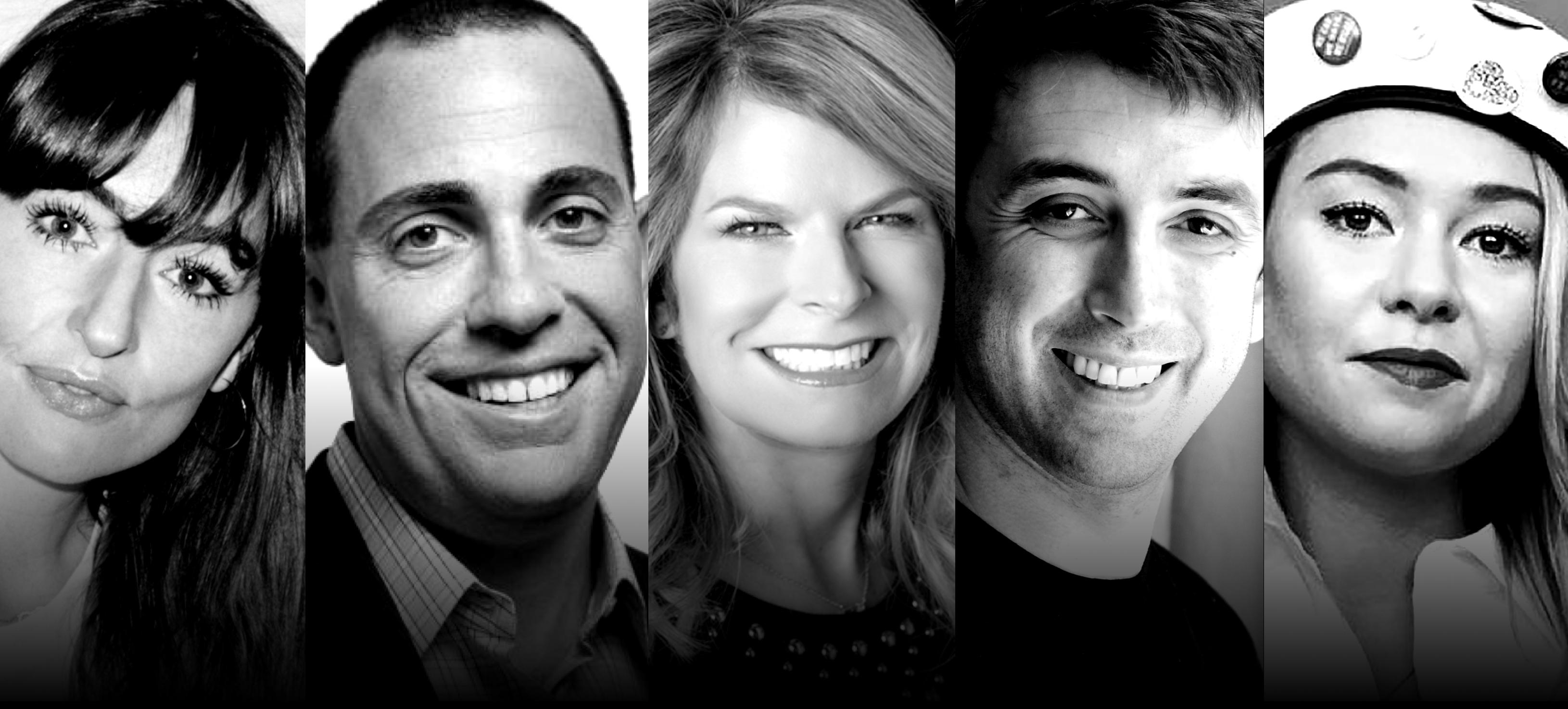 Jake Schwartz, Nicole Eagan, Michelle Kennedy, Matthew Lieberman, Polly Rodriguez