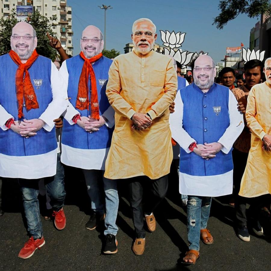 Whether Modi wins or loses the elections, India's fate is sealed