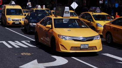 Who's to blame for the plight of the taxi driver? — Quartz