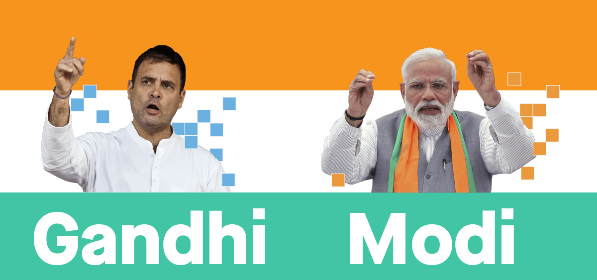 Will Modi win? 2019 Indian general election live results