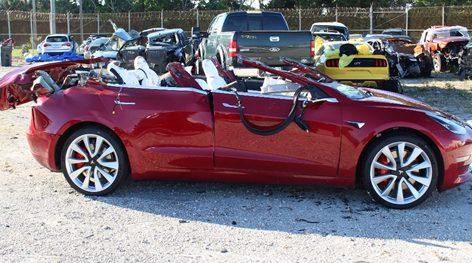 Autopilot was engaged in a 2019 Tesla Model 3 crash in Florida — Quartz
