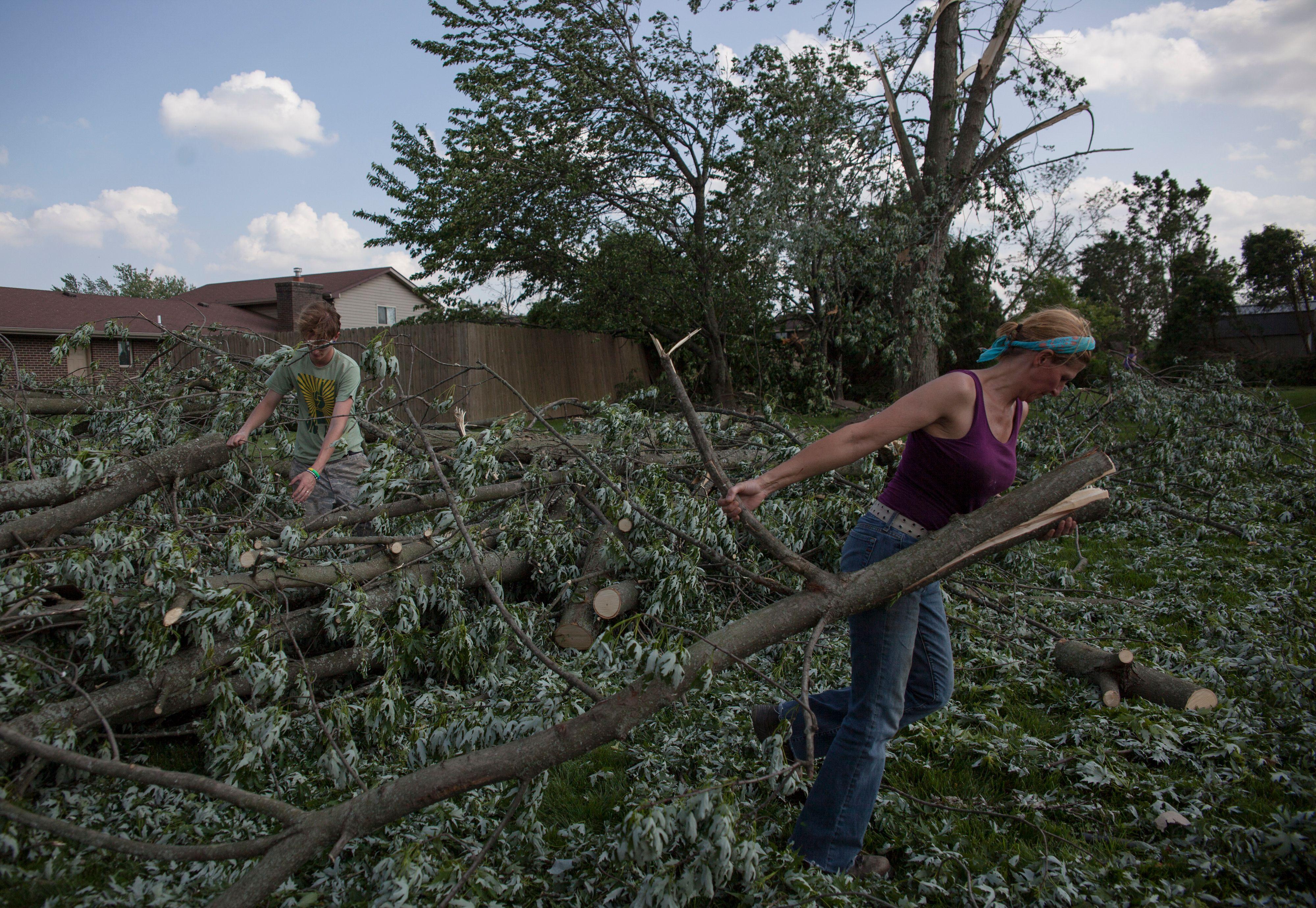 Toyota Dealership Dayton Ohio >> Photos of tornadoes in Pennsylvania, Oklahoma, Kansas and Ohio — Quartz