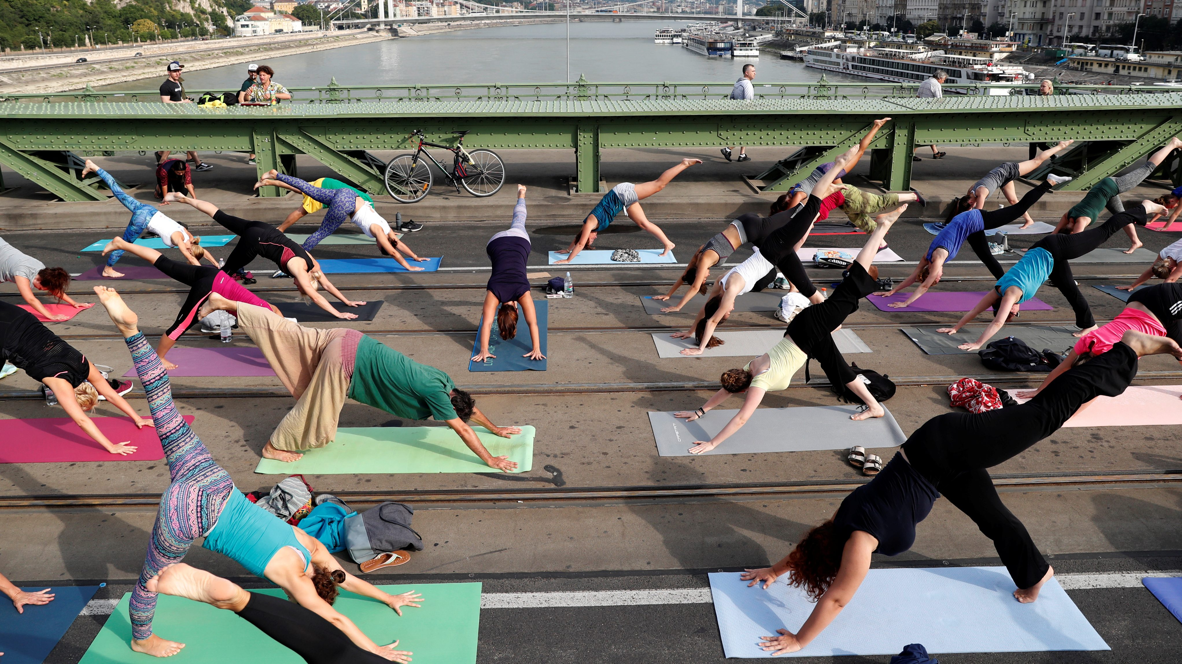 Yoga principles can help us realign the business world