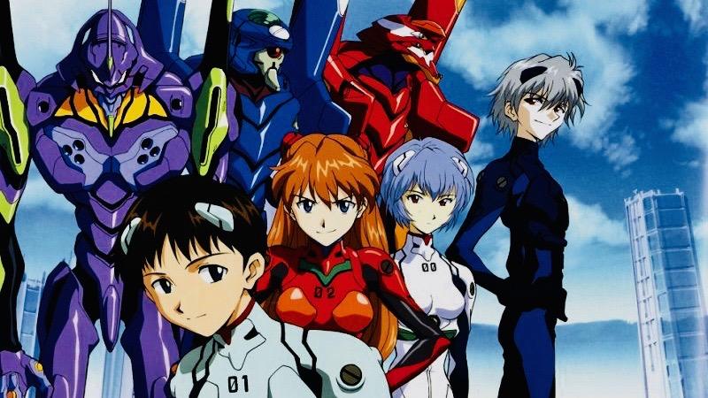 """Neon Genesis Evangelion"": The future is the past."