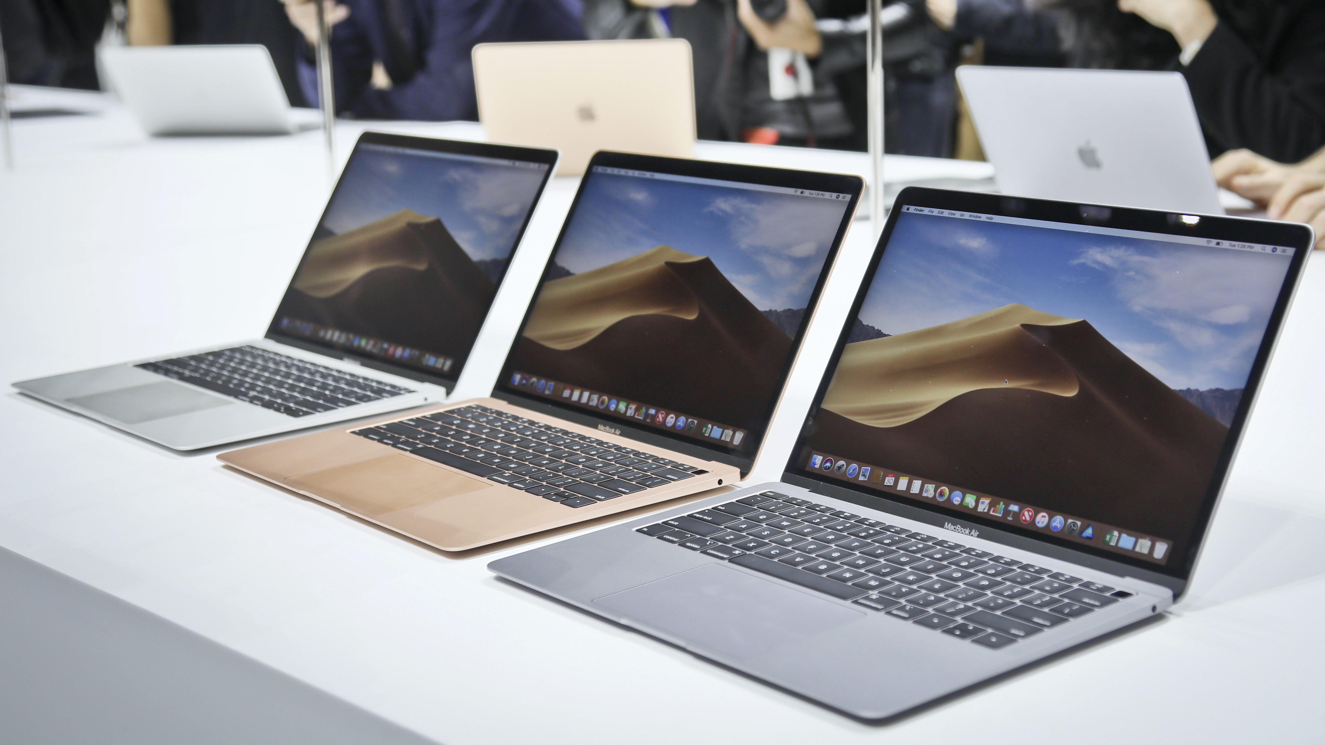 Macbook air gewinnen 2019