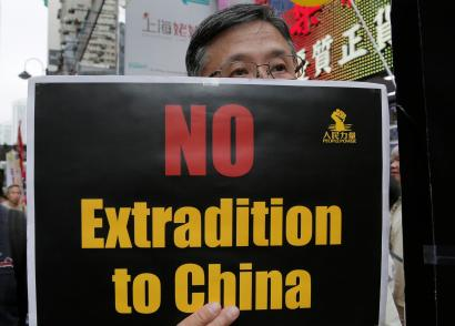 The 37 crimes included in Hong Kong's proposed extradition law — Quartz