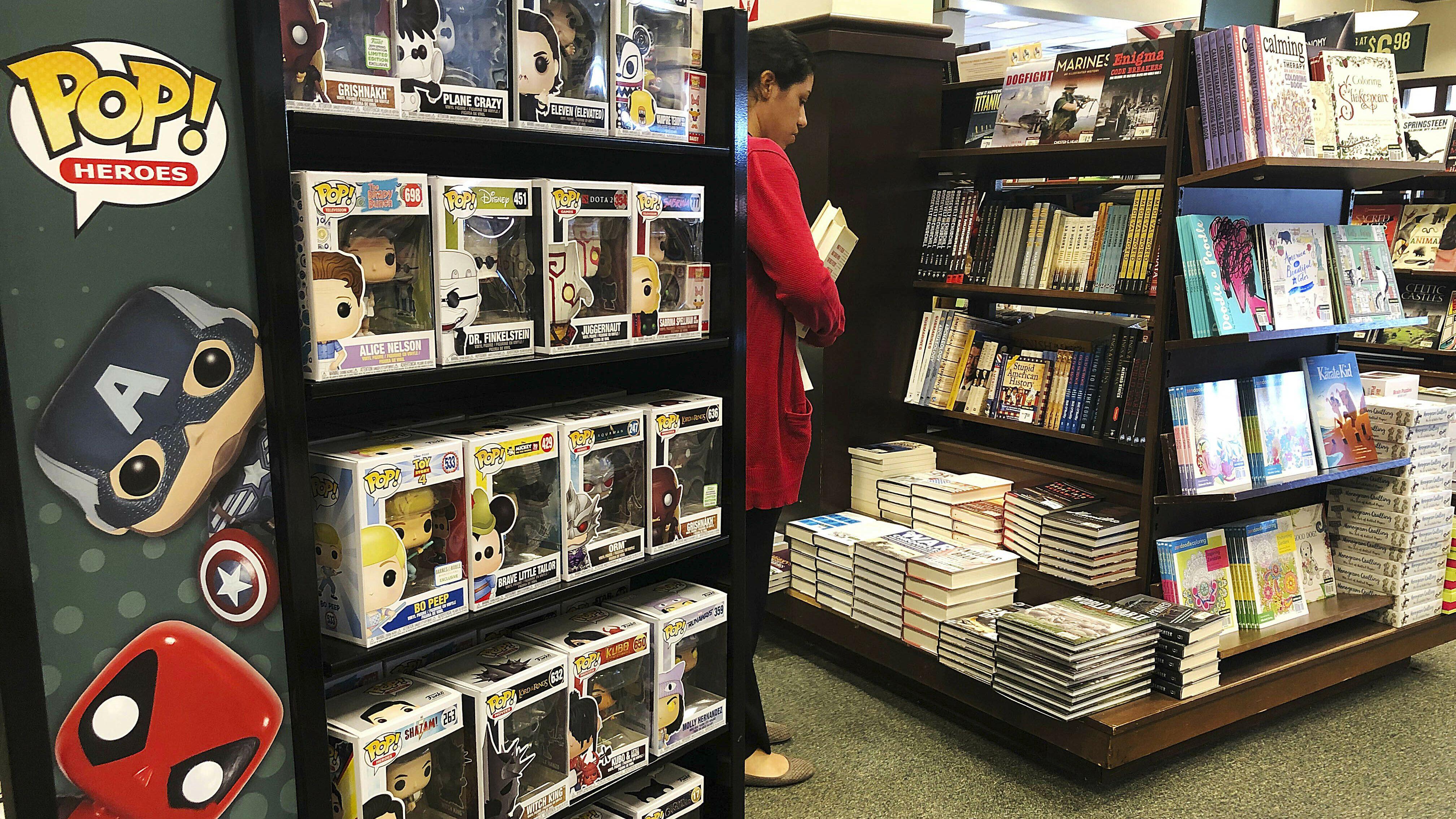 Barnes Noble Has Been Sold What Happens Now Quartz