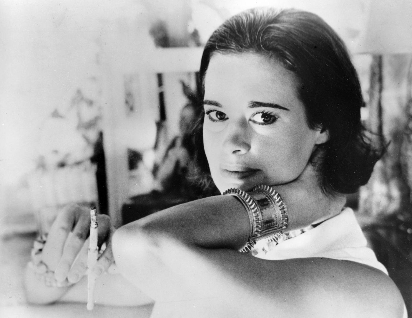 Gloria Vanderbilt, American heiress and jeans queen, has
