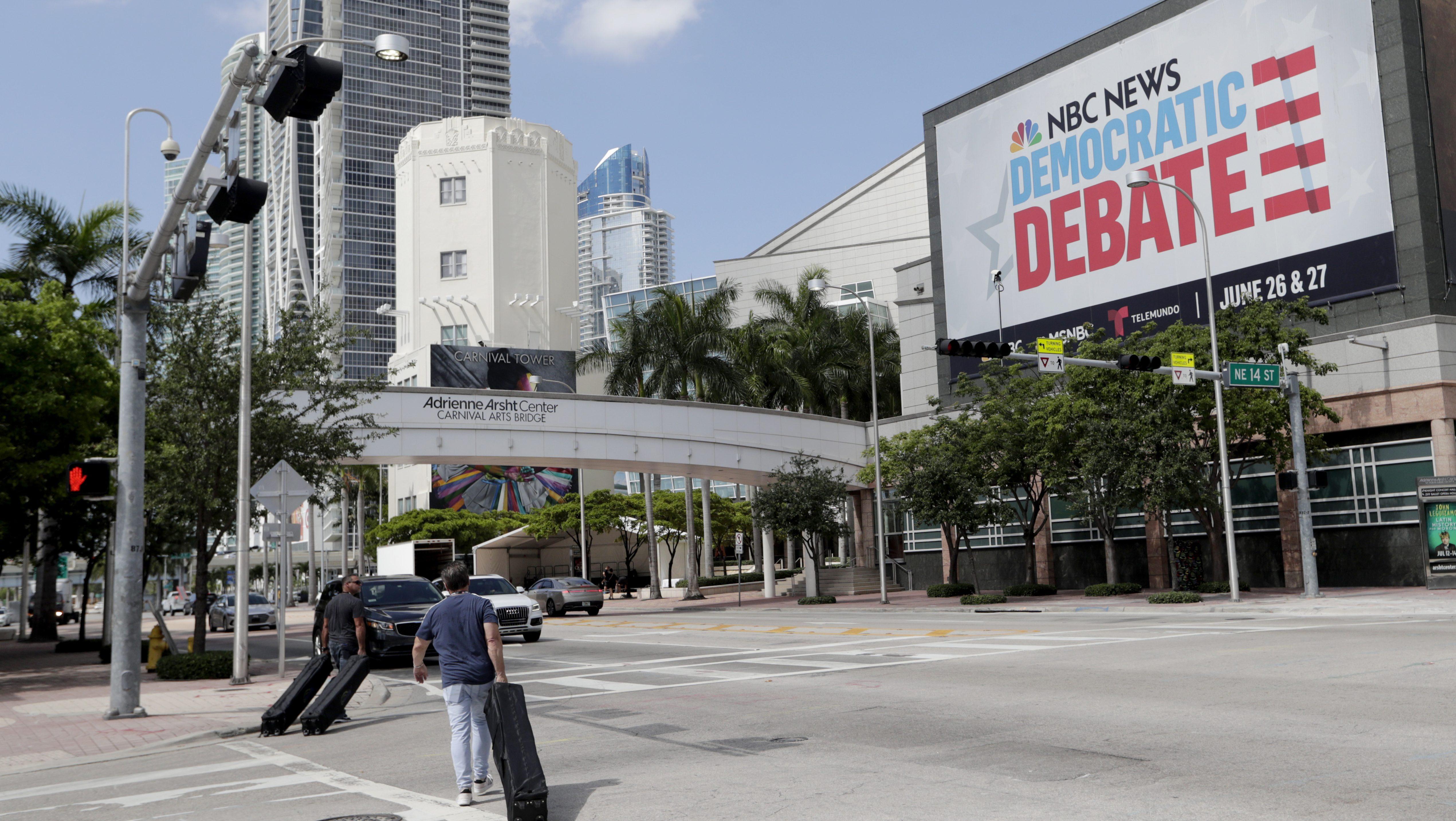 Democratic-debate-location