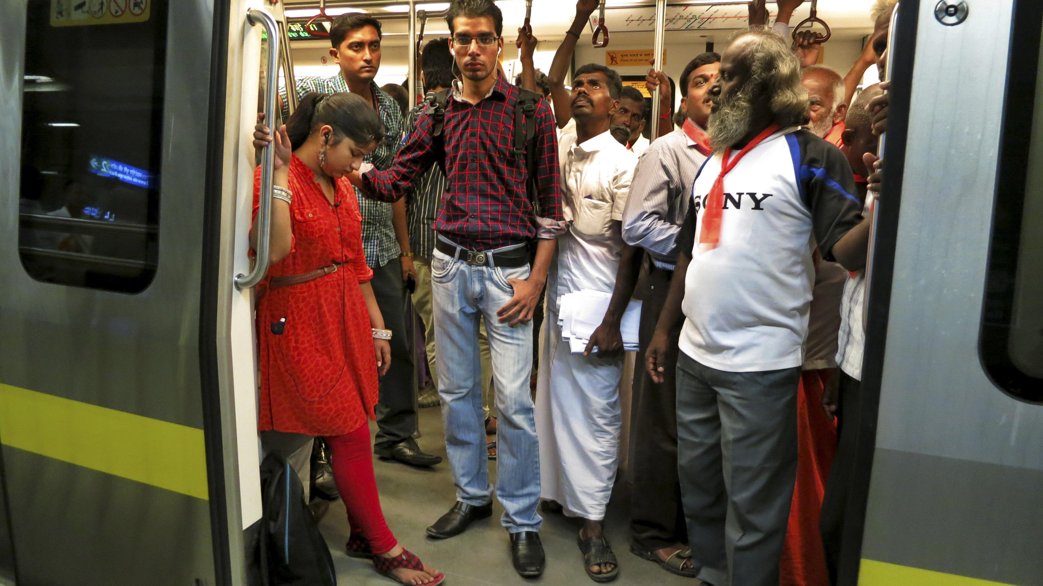 Is Kejriwal's plan to make Delhi Metro free for ladies any