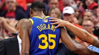 NBA Finals 2019: Kevin Durant's injury and the emotional