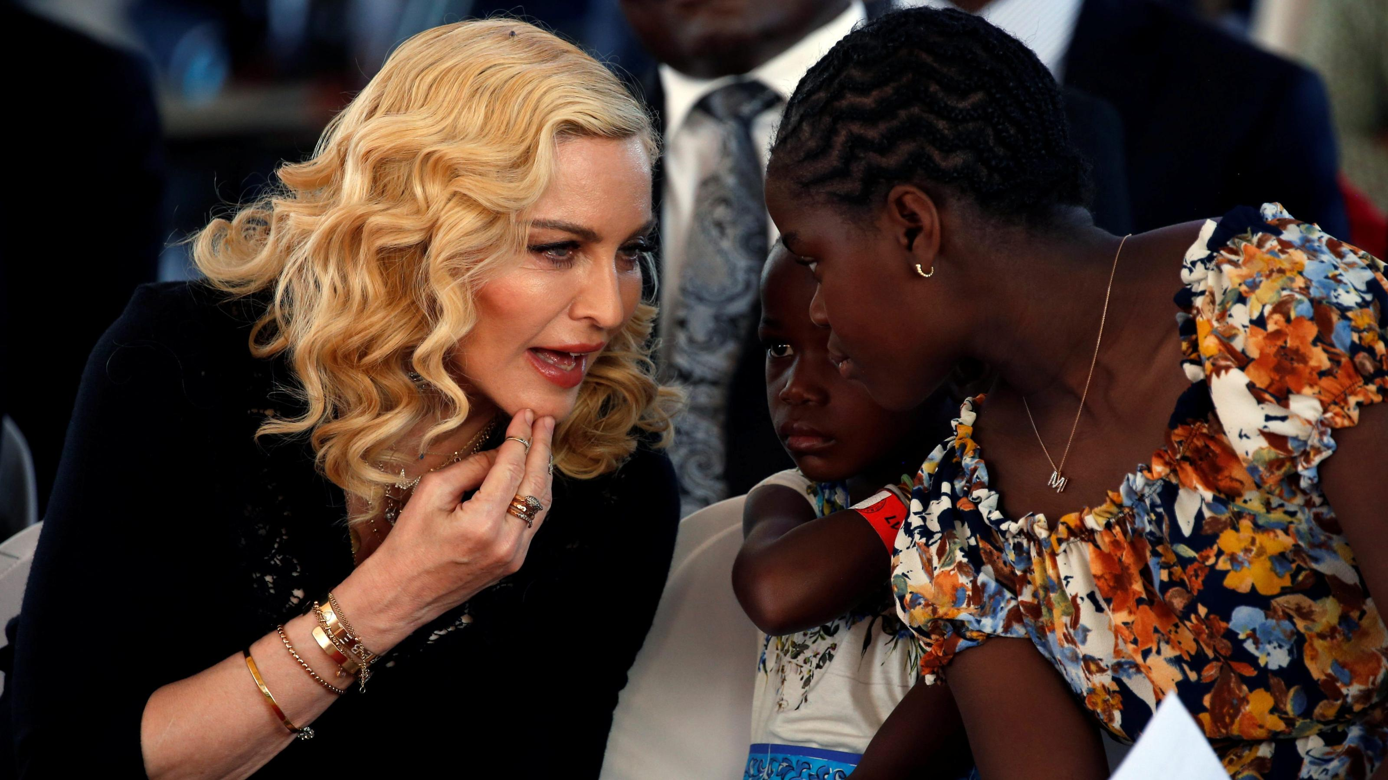 Madonna's advice on age, work, and creativity