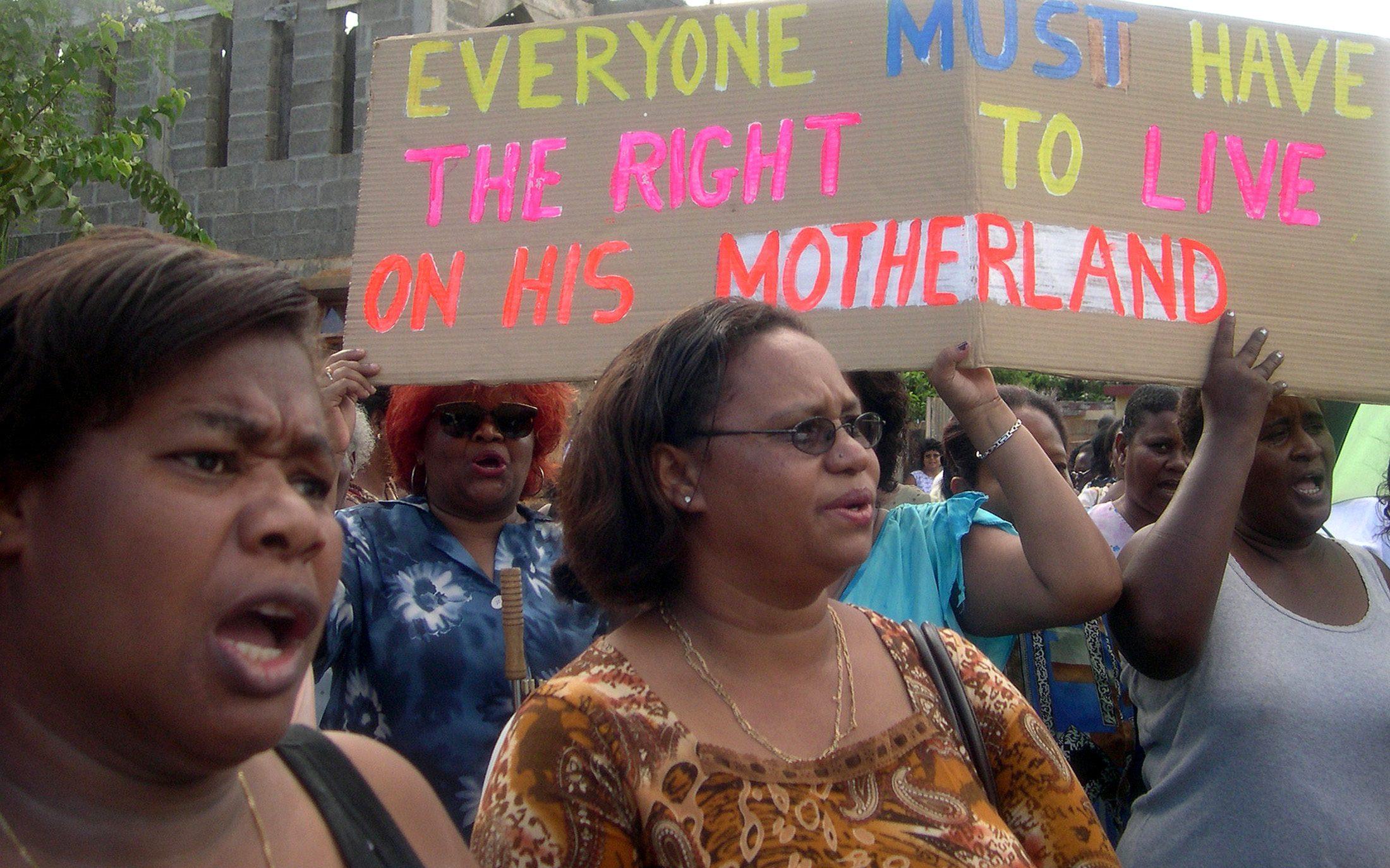 UK refusal to hand back Chagos Islands is arrogant move