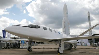 Eviation's Alice: a bet on the electric future of aviation.